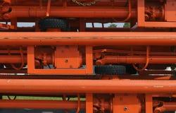 Equipment2 lourd Images stock