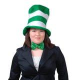 Equipo 3 del día del St. Patrick imágenes de archivo libres de regalías
