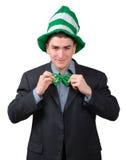 Equipo 4 del día del St. Patrick Fotos de archivo
