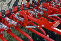 Equipo agrícola. Detalle 104 foto de archivo