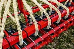 Equipo agrícola. Detalle 2 foto de archivo libre de regalías