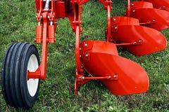 Equipo agrícola. Detalle 114 foto de archivo libre de regalías