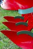 Equipo agrícola. Detalle 137 Foto de archivo libre de regalías