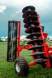 Equipo agrícola. Detalle  imagen de archivo