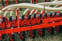 Equipo agrícola. Detalles 64 fotografía de archivo