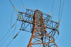 Equipo de alto voltaje Imagen de archivo