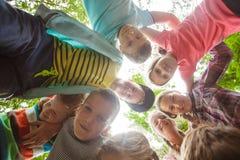 Equipo de campamento de verano Fotos de archivo