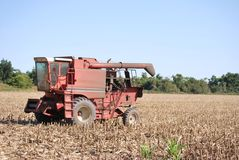 Equipo de cultivo de la agricultura Imagen de archivo