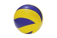 Equipo de deportes de la bola del voleo Fotografía de archivo