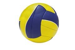 Equipo de deportes de la bola del voleo Foto de archivo libre de regalías