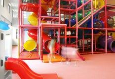 Equipo de interior grande del juego Fotografía de archivo libre de regalías
