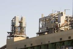 Equipo de la central eléctrica Imágenes de archivo libres de regalías