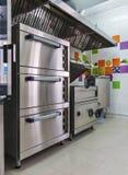 Equipo de la cocina Fotos de archivo libres de regalías