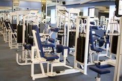Equipo de la gimnasia Foto de archivo libre de regalías