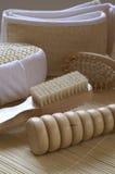 Equipo de la higiene Fotos de archivo