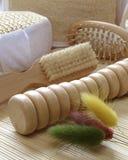 Equipo de la higiene Imagen de archivo libre de regalías