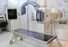 Equipo de la radiografía foto de archivo libre de regalías