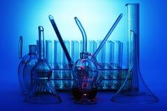 Equipo de laboratorio Foto de archivo