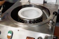 Equipo de laboratorio para los experimentos científicos fotografía de archivo libre de regalías