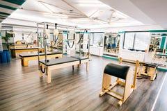 Equipo de Pilates Fotografía de archivo libre de regalías