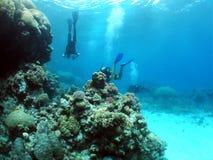 Equipo de submarinismo Imagen de archivo libre de regalías