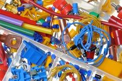 Equipo del componente eléctrico fotos de archivo libres de regalías