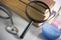 Equipo del doctor Imagen de archivo