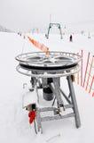 Equipo del invierno Foto de archivo libre de regalías
