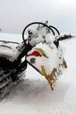 Equipo del invierno Fotografía de archivo libre de regalías