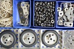 Equipo del metal Imagen de archivo libre de regalías