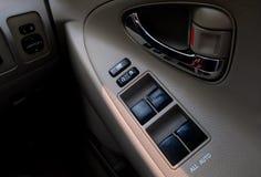 Equipo del panel de control  Foto de archivo libre de regalías