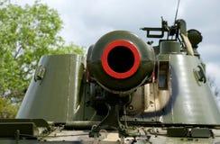 Equipo del tanque Fotografía de archivo