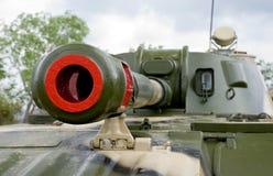 Equipo del tanque Fotografía de archivo libre de regalías