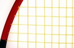 Equipo del tenis Fotos de archivo libres de regalías