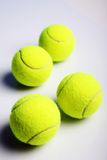 Equipo del tenis Foto de archivo libre de regalías
