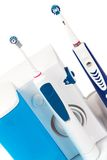 Equipo dental Foto de archivo libre de regalías