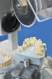 Equipo dental Imagen de archivo libre de regalías