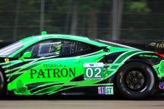 Equipo extremo de Ferrari del Motorsports Fotos de archivo libres de regalías