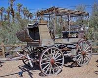 Equipo minero enselvado de Death Valley Fotos de archivo libres de regalías