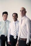 equipo Multi-étnico del negocio Fotografía de archivo libre de regalías