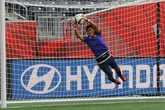 Equipo nacional de Japón Mundial de la FIFA Women's Fotografía de archivo libre de regalías