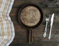 Equipo para cocinar Imagen de archivo libre de regalías