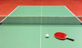 Equipo para el tenis de vector Foto de archivo libre de regalías