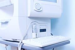 Equipo para la oftalmología imágenes de archivo libres de regalías