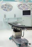 Equipo para la sala de operaciones. Foto de archivo
