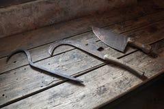 Equipo que tortura Foto de archivo libre de regalías