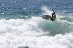 Equipos de Mitch - playa de hombres abierta del australiano Fotos de archivo libres de regalías