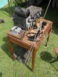 equiptment收音机 库存图片