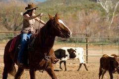 Equitação no deserto fotos de stock