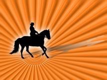 Equitation Stock Image